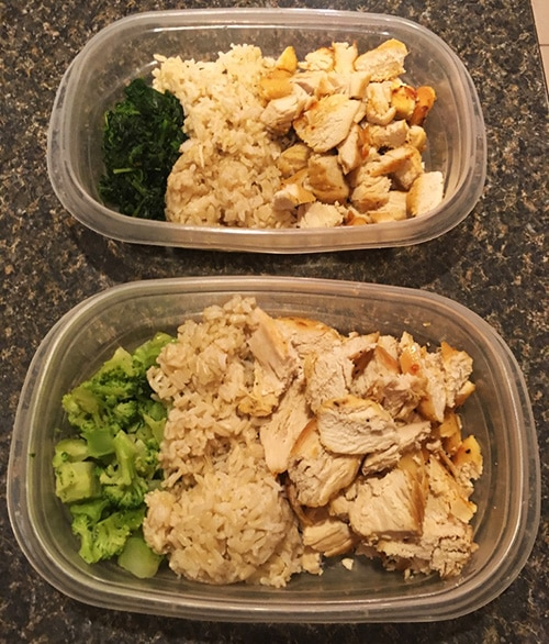 Lunch & Dinner Meals Ready to Eat