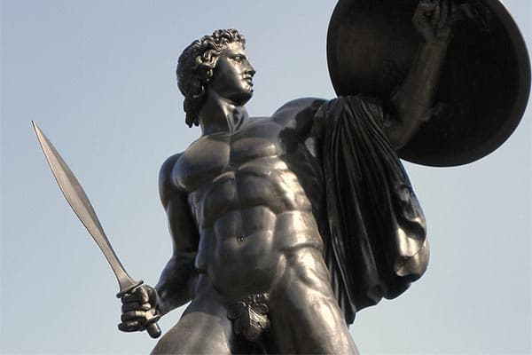 Build a Body Like a Greek God