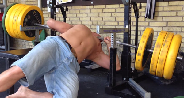 Gym Fails - Lifting Without Clips on the Bar