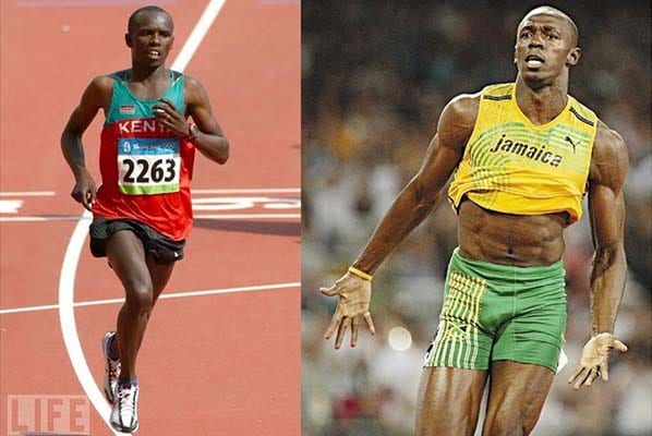 Comparing Sprinter vs Marathon Runner Atheletes