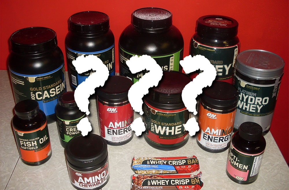 Do You Really Need Supplements to Transform Your Body?