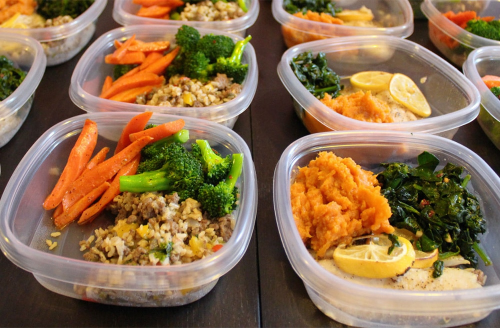 Meal Prep Made Easy – How to Cook 20+ Meals in 2 Hours